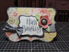 Stamp and Paper Creations: Damask Divas Blog Hop - April 2014 #Ariana…