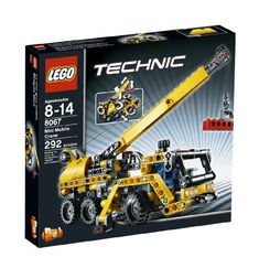LEGO Technic Mini Mobile Crane 8067 LEGO,http://www.amazon.com/dp/B004478GQ0/ref=cm_sw_r_pi_dp_R8qKsb1PB7J4K6DA