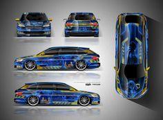 The approved #sonic full wrap design for #skoda #superb 👍 Design by TTStudio.ru ✍️ #ttstudioru #folienfx #photobymelzi #3m #wrapped #design #carwrapdesign #designforcar #wrapdesign #carwrap #wrapping #wrap #carwraps #vinylwraps #carwrapping #vinylwrap #folie #foliedesign #foliecardesign #carfolie Car Folie, Car Wrap, Wraps, Branding, Design, Brand Management, Identity Branding, Rolls