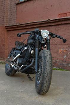 Custom Yamaha XV Virago 535 Front Wheel