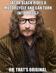 oh, Sirius...