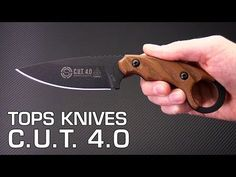 This Took My Money – TOPS Knives C.U.T. 4.0 Combat Knife