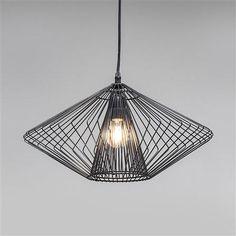 Modo Wire Round Pendant Lamp