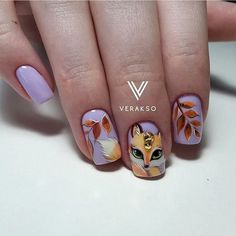 "467 Likes, 1 Comments - Идеи для ногтей (@ideas_for_nail) on Instagram: ""Рисунки от @verakso_nail г. Москва…"""