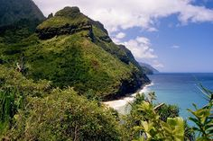 Kalalau Trail, Kauai, Hawaii - Top 10 Hiking Trails in the World