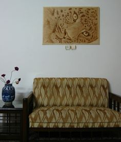 Tehran, Pyrography, Couch, Furniture, Home Decor, Settee, Decoration Home, Sofa, Room Decor