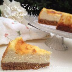 New York Cheesecake ❤️ - Semplici Delizie