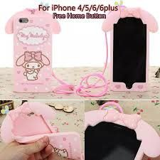 Прра Iphone 4, Iphone Cases, My Melody, Cute Pink, Cute Cartoon, Bows, Buttons, Free Shipping, Alibaba Group