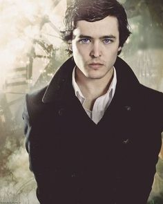 Alexander vlahos as Dorian Gray My favourite actor as my favourite literary character. Perfect.