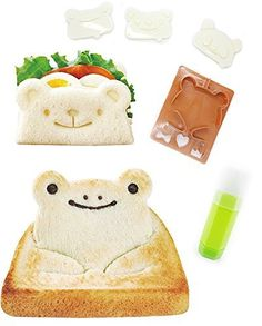 Love of Cooking Animal Sandwich Cutter Bread Cutter -- Visit the affiliate link Amazon.com on image for more details.