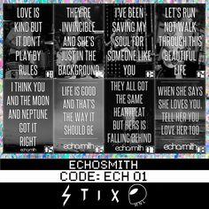 CODE: ECH 01