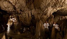 Grotta Giusti - Tuscany, Italy  Thermalgrotte