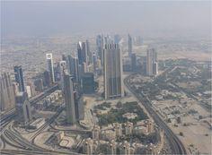 At the top, la visite de Burj Khalifa, plus haute tour du monde