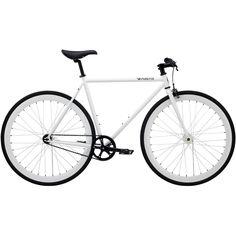 Pure Fix Original Glow - Zulu White Fixed Gear Bike