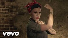 Music video by P!nk performing Raise Your Glass. (C) 2010 LaFace Records, a unit of Sony Music Entertainment Girl Power Songs, Alecia Moore, Merrie Melodies, Music Mix, My Favorite Music, Greatest Hits, Music Is Life, Music Bands, Musicals