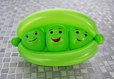 My Daily Balloon: 12th February - Peas in a Pod
