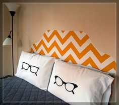 DIY Creative Headboard Ideas-23 - Snappy Pixels