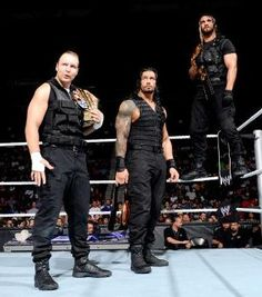 65 best roman and the twins usos images on pinterest - The usos theme song so close now ...
