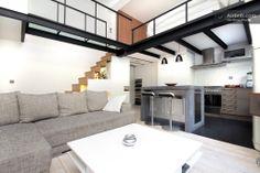 Loft Duplex design à Montmartre Appartement - Logement entier · Avenue Trudaine, Paris, Île-de-France 75009, France