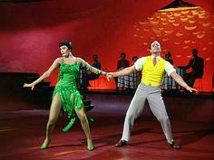Gene Kelly, Cyd Charisse, Singin' in the Rain