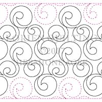Bubbles from L & R Designs Quilting