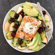www.sizzlefish.com  Pairing your coho salmon with all the sweet and savory flavors is always a good idea! via @fitchick428 - Head to our website: www.sizzlefish.com to order your perfectly portioned fish and shellfish today! Don't forget! Free shipping on all orders!