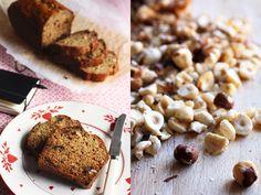 Pane alle banane con nocciole e cioccolato, by FRAGOLE A MERENDA