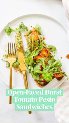 Vegan Breakfast Recipes, Delicious Vegan Recipes, Vegan Snacks, Vegan Food, Vegan Menu, Vegan Lunches, Yummy Food, Food Food, Healthy Snacks
