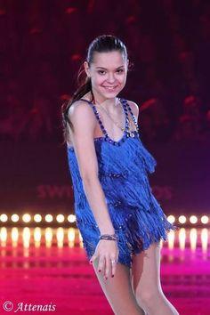 Aderina Sotonikova(Russia)