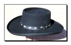 28bbf717f8f Men s Stagecoach Felt Western Hat Resistol Non Conforming Size 7 3 8 ...