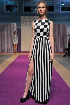 Fashion show by Anna Morgun