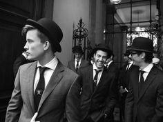 Hackett London | Photography Yvan Rodic