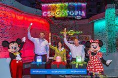 Conforme publicado por Geoffrey Pointon, no blog oficial da Disney, na data de hoje (13 de novembro de 2015), acaba de ser inaugurada a nova exibição denominada...