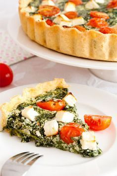 Discover recipes, home ideas, style inspiration and other ideas to try. Quiche Recipes, Veggie Recipes, Vegetarian Recipes, Healthy Recipes, Quiches, Brunch, Kitchen Recipes, Cooking Recipes, Food Porn