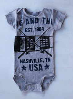 Baby or Toddler Onesie or T-Shirt from Adult T-Shirt