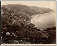 Sommer. Italie, Taormina, Panorama dal Teatro    #Europe #Italia #Sicile_Sicilia