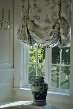 How to make balloon valance window treatments balloon valances for bedroom. Bathroom Window Treatments, Valance Window Treatments, Bathroom Windows, Custom Window Treatments, Window Coverings, Bath Window, Kitchen Windows, Bathroom Curtains, Curtains With Blinds