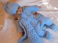 Handmade baby shower christening Newborn Baby by MagicalStrings, $96.00