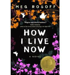 7 Great Young Adult Novels with a Strong Female Lead - How I Live Now by Meg Rosoff Ya Books, Good Books, Books To Read, Teen Books, Library Books, Open Library, Amazing Books, Local Library, Mark Haddon
