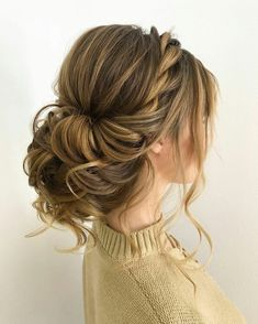 Beautiful Braided Updos Wedding Hairstyle To Inspire You