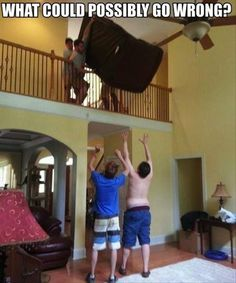 25 Photos Taken Moments Before Total Disaster | Failworthy
