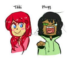 Image result for human tikki and plagg