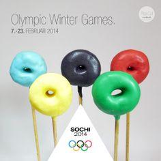 Olympische Winterspiele Sochi 2014 Cake Pops Cake Pops, Winter Games, Olympics, Sports, Winter Olympics, Hs Sports, Sport, Cakepops, Cake Pop