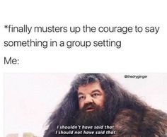 Find the perfect introvert meme in our roundup of the best memes from around the web. Introvert Humor, Introvert Problems, Mbti, Isfj, Albus Dumbledore, Infp Personality, Social Anxiety, Funny Relatable Memes, Thoughts