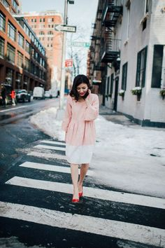 Two Looks for Valentine's Day: Flirty Date Night & Galentine's Day