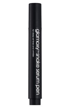 Rodial Glamtox Snake Serum Pen by Rodial. $90.25. A revolutionary Temple Viper inspired serum pen. Rodial Glamoxy SnakePen is a highly concentrated formula designed to instantly plump and smooth the appearance of deep set lines and wrinkles. Contains a double dose of dipeptides, inspired by the potent effects of the Temple Viper venom, to help reduce the appearance of frown lines and wrinkles. Liposomes work to fill lines instantly and a ground-breaking oxygen carrier boosts glow and r...