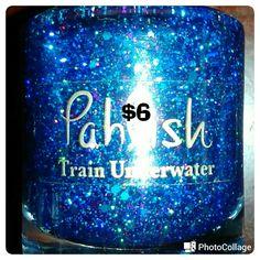 Pahlish-Train Underwater $6