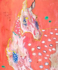 NaotoKitamura Art Journal Inspiration, Art Inspo, Horse Illustration, Painted Pony, Naive Art, Texture Art, Animal Paintings, Figurative Art, Japanese Art