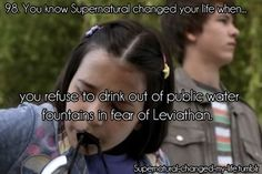 you know supernatural has changed your life - Google Search