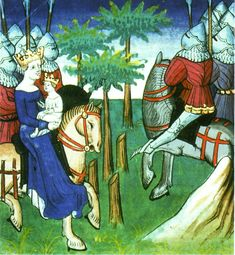 Two Medieval Monks Invent Horses and Armed Warfare Time And Tide, Colonial America, My Ancestors, Historical Images, Coat Of Arms, African Art, Warfare, Inventions, Knight